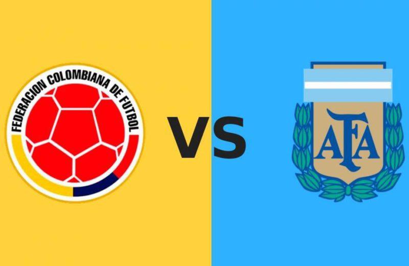 外围推荐 南美预选:哥伦比亚vs阿根廷,双方实力接近