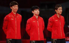 杀进决赛!国乒女团3-0横扫德国 将与日本争夺金牌