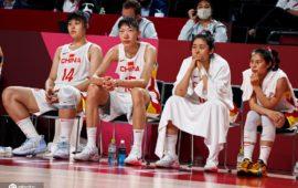 止步8强!中国女篮惜败塞尔维亚 全场23次失误