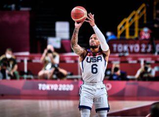 外围推荐 奥运男篮8强赛:美国vs西班牙,西班牙恐难构成威胁